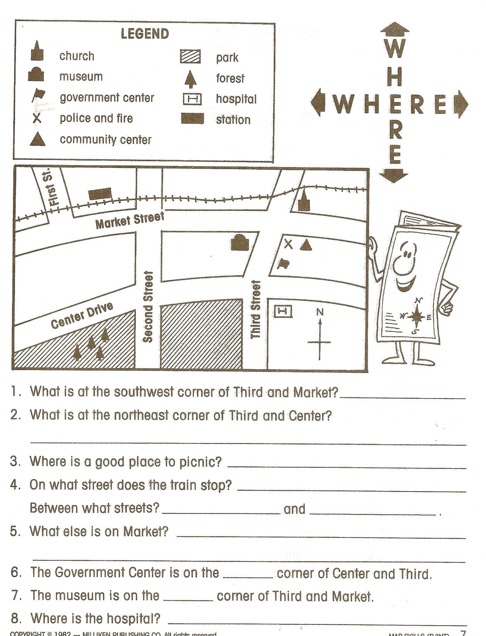 Printable worksheets for 7th grade social studies Top Freeware – 7th Grade Social Studies Worksheets